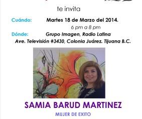 AMPM  Samia Barud 18 marzo 14