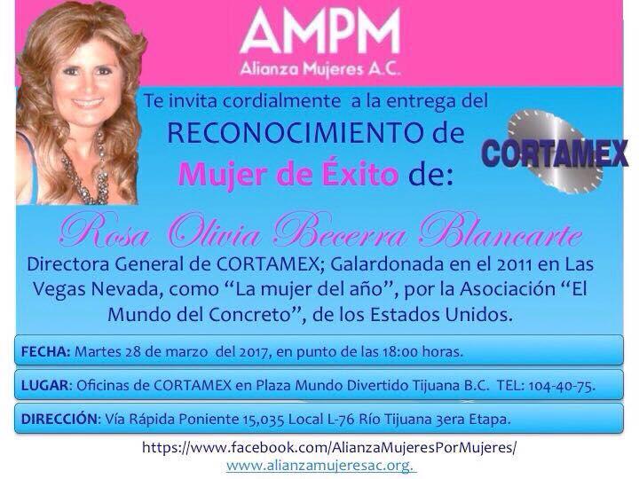 ampm invitacion mujer de exito marzo 2017